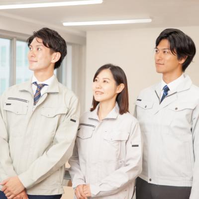 ☆紹介予定派遣☆施設管理業務