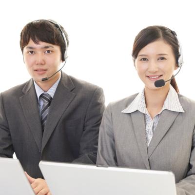 未経験・幅広い年齢層が活躍中!扶養内でも働けるコールセンターにて電話を受けるお仕事